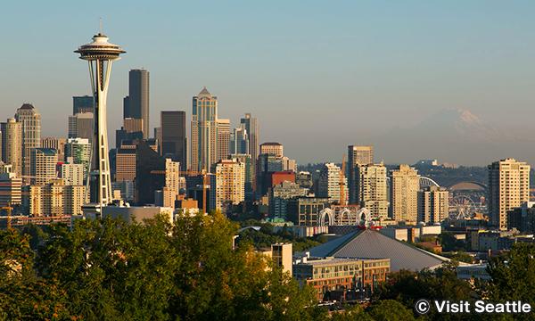 シアトル Seattle