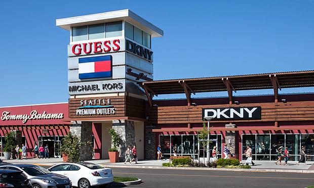シアトル・プレミアム・アウトレット Seattle Premium Outlets