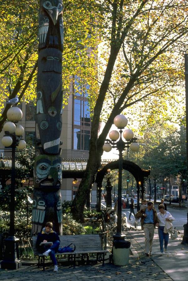 パイオニア・スクエア Pioneer Square