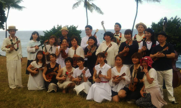 ウクレレ・イベントの旅 2016 ハワイに到着