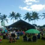 ウクレレ・イベントの旅 2016 ウクレレ ピクニック 会場の様子
