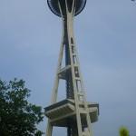 US-OPEN観戦とシアトル観光 – スペースニードル –