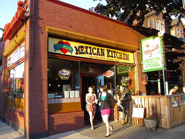 US-OPEN観戦とシアトル観光 – メキシコ料理とライブハウス –