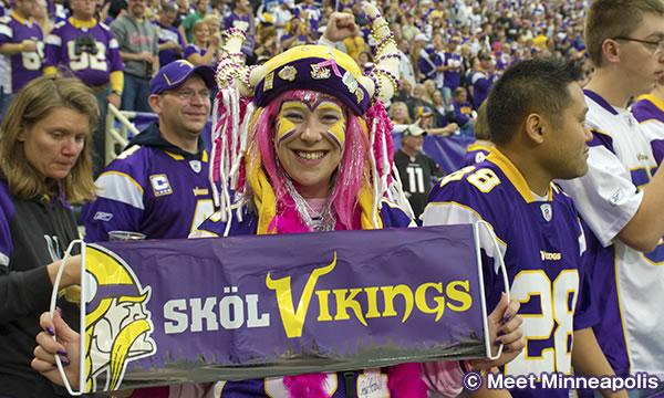 ミネソタ・バイキングス Minnesota Vikings