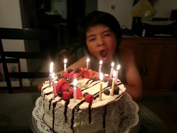 11回目のお誕生日