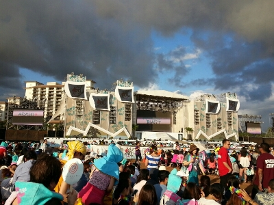 Arashi Blast in Hawaii その2
